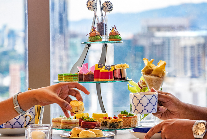12 Hotel restaurants (and afternoon teas) in KL you can dine in right now (фото 14)