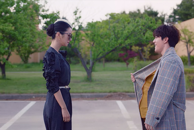 Style ID: The luxury brands behind Seo Ye-Ji's fashionable outfits on 'It's Okay To Not Be Okay'—updated weekly (фото 29)