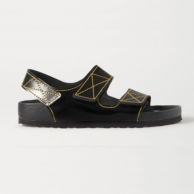 Trendspotting: 13 Luxury brands that are on the velcro sandals bandwagon (фото 2)