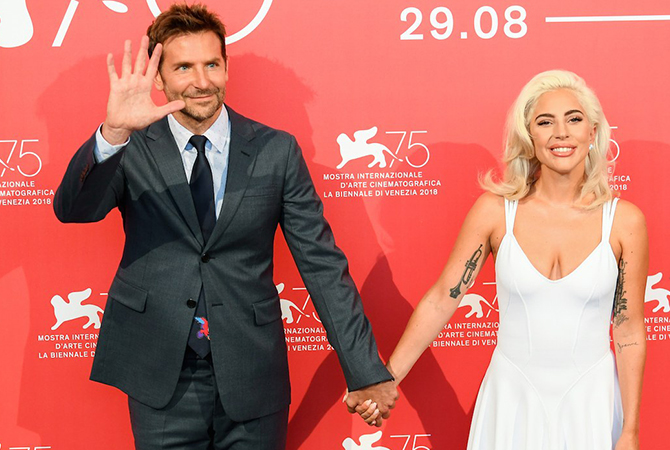 Lady Gaga Bradley Cooper friendship