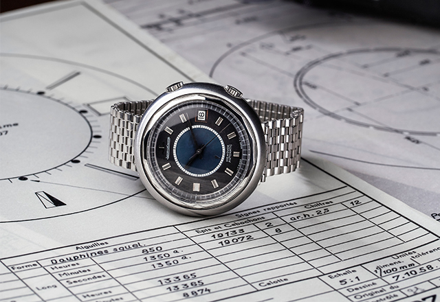 Jaeger Le-Coultre Master Memovox turns 60 with a modern-retro facelift (фото 1)