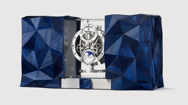 Introducing Atmos Marqueterie Céleste: Jaeger-LeCoultre's stellar innovation