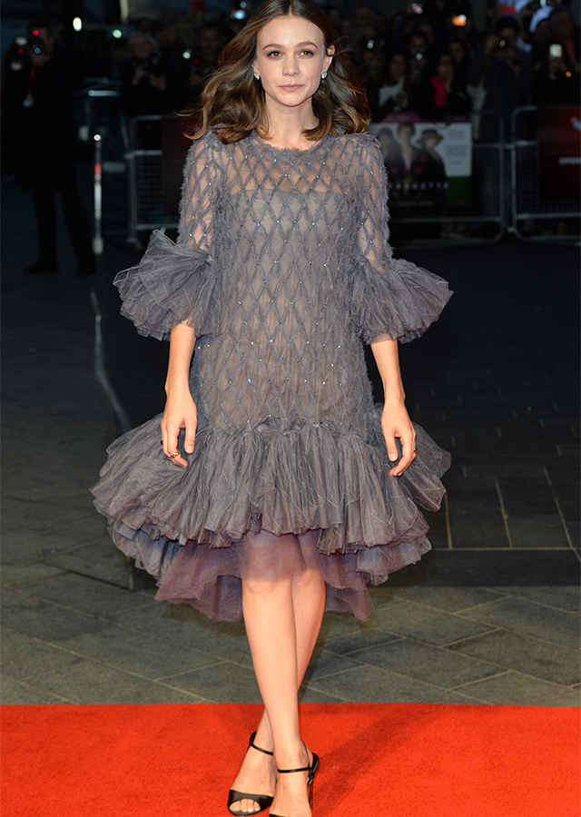 Best dressed at the BFI London Film Festival (фото 5)