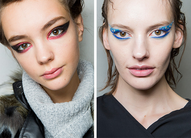 Our favourite beauty trends from Milan Fashion Week AW18 (фото 2)