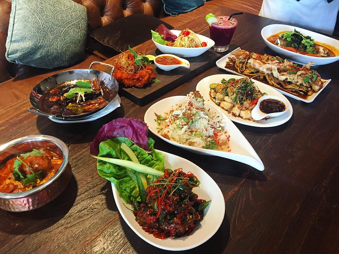 Mama San KL signature dishes