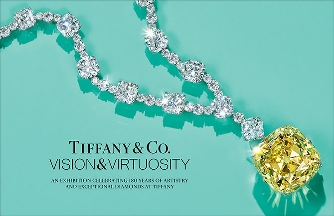 5 Things to know about Tiffany & Co.'s 'Vision & Virtuosity' exhibition (фото 1)