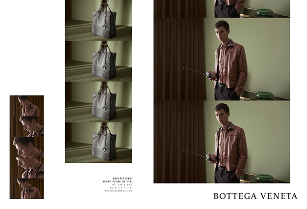 A first look at Bottega Veneta's cinematic 'Reflections' — with new chapters (фото 2)