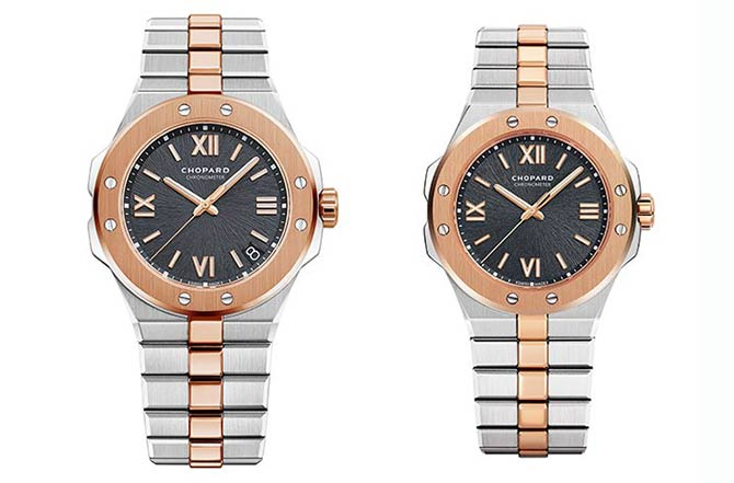 Perfect the art of subtle couple dressing with his and hers timepieces (фото 3)
