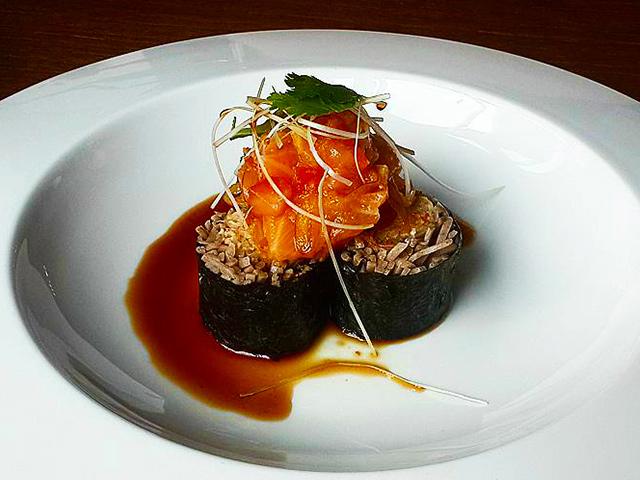 How to make Soba Maki with Chef Akira Back, Buro 24/7