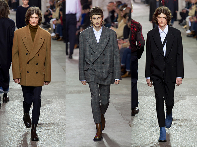 A guide to new season suits as seen on the runways of Paris (фото 4)