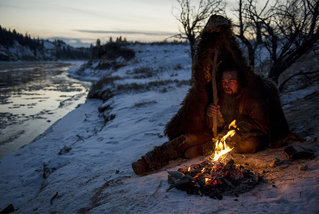 Leonardo DiCaprio talks about his life-changing experience on 'The Revenant' (фото 2)