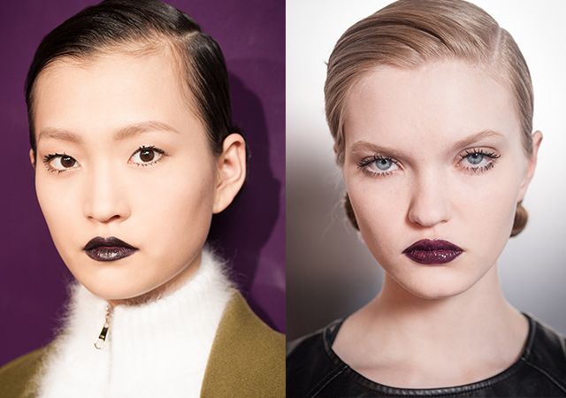 #BackstageBeauty: Peter Philips on Dior AW16's sultry beauty look (фото 1)