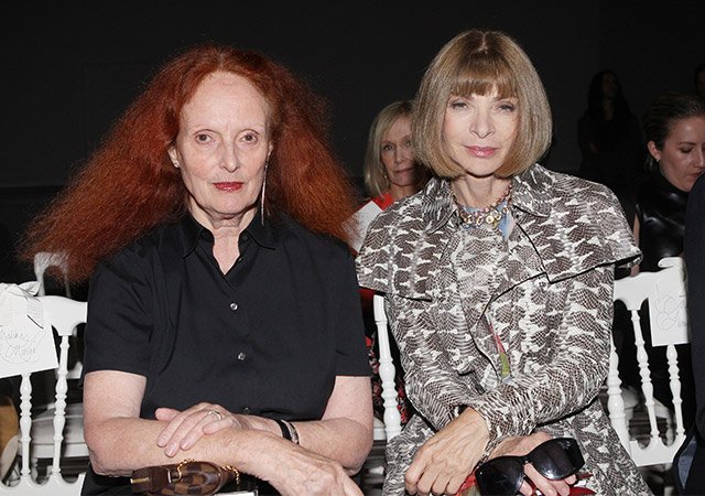 Muse of the Month: Grace Coddington (фото 2)