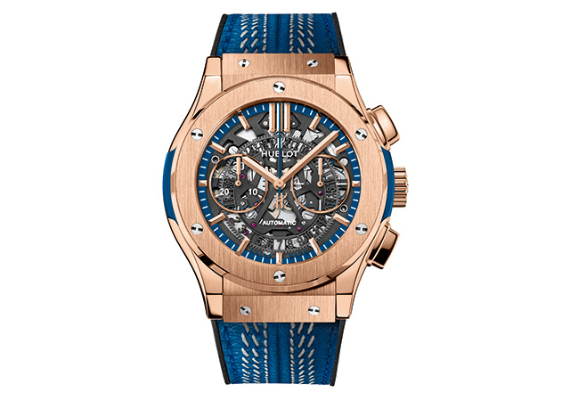 Into the blue with Hublot's soothing shades of paradise (фото 1)
