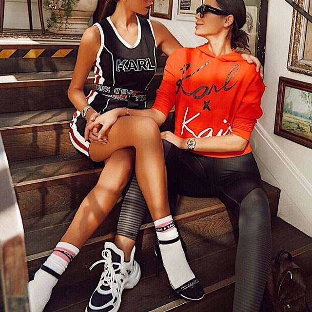 Around the world, top fashion influencers have been seen wearing the KARL X KAIA collection. Get inspired by their #KARLXKAKA style and see top highlights from the #KARLXKAIAXREVOLVE partnership. Plus, don t miss your last chance to shop the collection now on REVOLVE.COM and KARL.COM. Click the link in the bio for more.