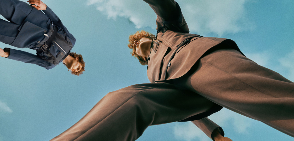 Sky's the limit: Keep cool with the best of Men's Autumn/Winter 2019