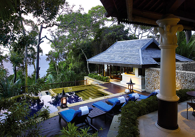 Have you heard of The Estates at Pangkor Laut Resort? It's gorgeous