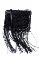 Fringed crossbody bag, US$1,050 (approx. RM4,406), Alaïa at Yoox.com