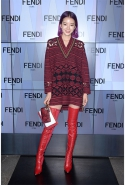 Irene Kim at Fendi