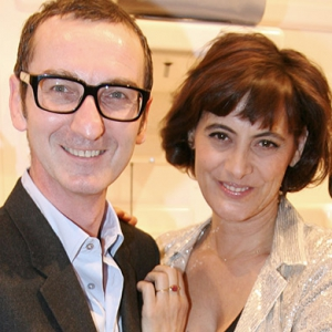 Buro 24/7 Exclusive: Bruno Frisoni of Roger Vivier and his muse Inès de La Fressange