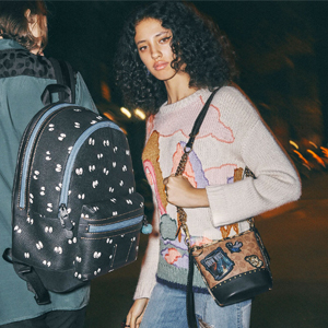 The new Disney x Coach collection has villainous undertones and it's nothing like you've seen before