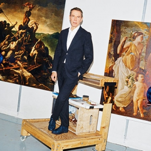 Buro 24/7 Exclusive: Jeff Koons on his latest collaboration with Louis Vuitton