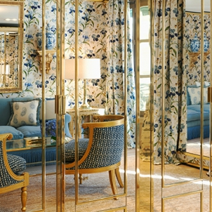 Tory Burch's beautiful new Parisian flagship is sugar and spice and everything nice