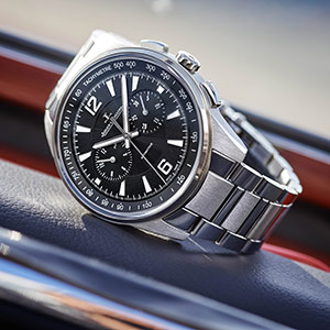 A new generation of Jaeger-LeCoultre Polaris is unveiled at SIHH 2018