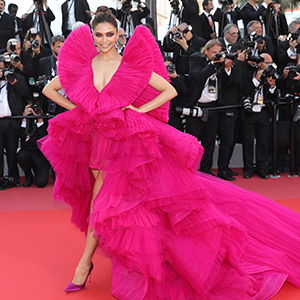 All the head-turning gowns from Cannes Film Festival 2018