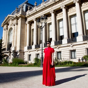 Paris Haute Couture AW17: Seeing red