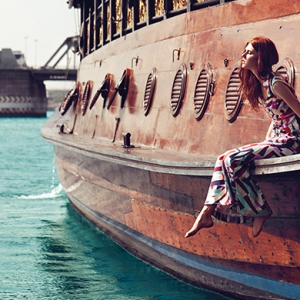 Buro 24/7 Malaysia shoots the best looks of Cruise 2016