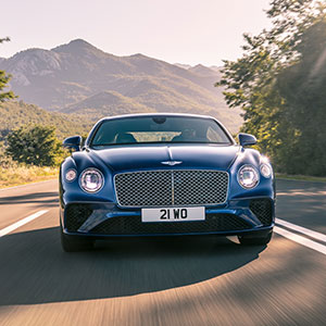 The all-new Bentley Continental GT debuts in Malaysia