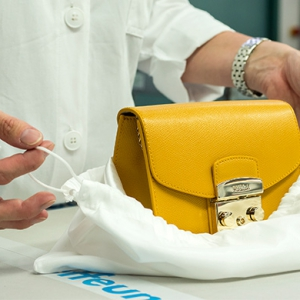 What goes behind the making of a Furla bag
