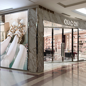Inside Gucci's newly renovated Suria KLCC store
