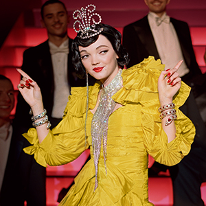 Watch: Gucci's dazzling take on Hollywood's Golden Age in its Spring/Summer 2019 campaign