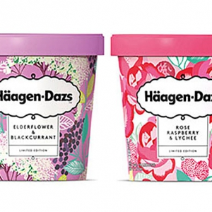 Häagen-Dazs' limited edition Little Gardens Collection is back