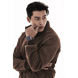 Omega taps South Korean actor Hyun Bin as its new global ambassador