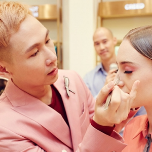 7 Minutes with celebrity makeup artist KF Bong on his new faux eyelash collection
