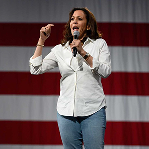 A look at Kamala Harris's favourite shoes—Converse Chuck Taylors
