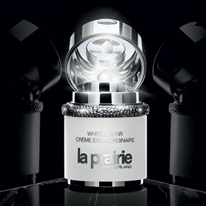 La Prairie unlocks the power of light with a new luxurious cream