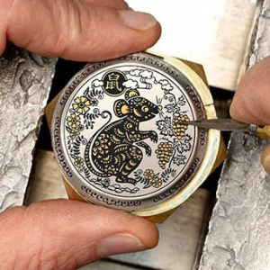 10 'Year of the Rat' watches featuring the most exquisite artistic crafts