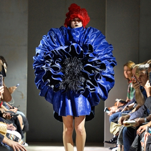 A look at Rei Kawakubo's seven best moments