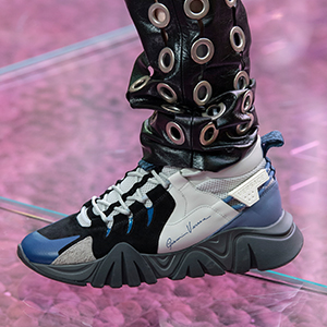 A guide to all the sneakers spotted at Men's Fashion Week Spring/Summer 2020