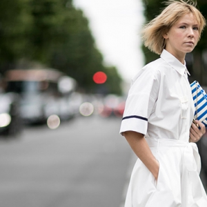 10 Street style certified ways to pull off summer whites
