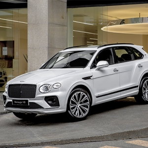 The Bentley Bentayga V8 First Edition is here in Malaysia—starting from RM935,000