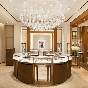 Cartier opens its first boutique in Cambodia