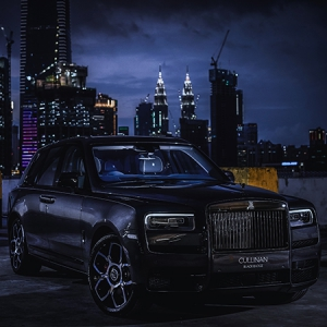 Rolls-Royce completes the Black Badge family in Malaysia with the arrival of Cullinan