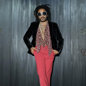 10 Times Lenny Kravitz challenged gender roles with fashion