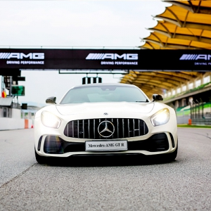 The new Mercedes-AMG GT R arrives in Malaysia