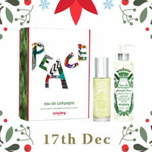 Beauty Advent Calendar: Sisley Eau de Campagne Peace